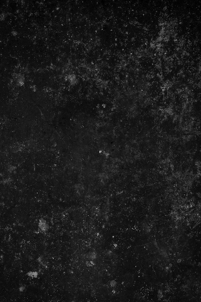 Vinyl food surface dark night is a black with white background
