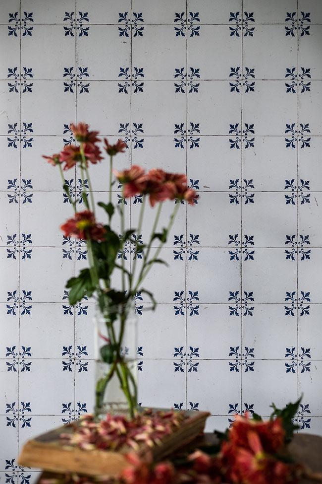 Old Dutch tiles